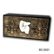 CARAVELLE BC-0021 Fleur de Lis Horizl Toilet Paper