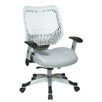 Unique Self Adjusting Ice SpaceFlex Back Managers Chair