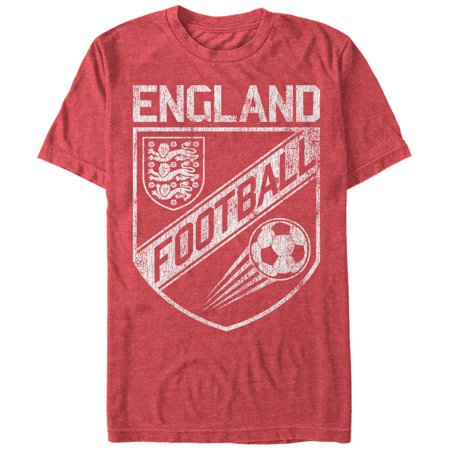 England National Soccer Team Vintage Mens Graphic T Shirt ...