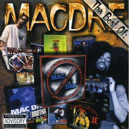 Best of Mac Dre (CD) (explicit) (Best Anti Spam For Mac)