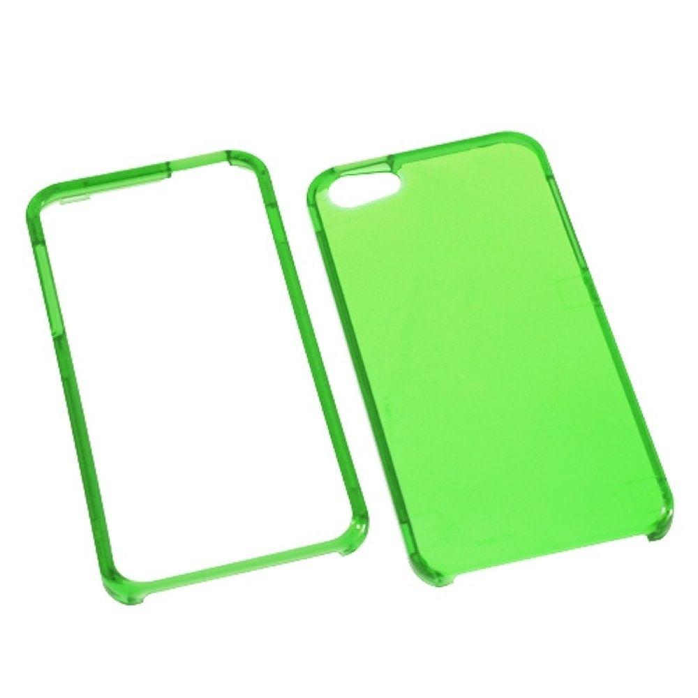 Insten T-Honey Green Phone Case for Apple iPhone SE / 5S / 5 - image 1 de 1