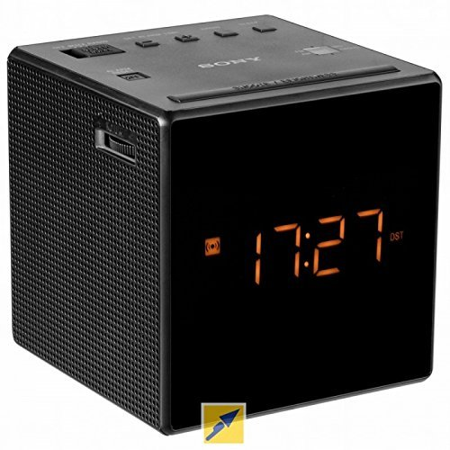 Spy-Max Sony Clock Radio Wifi Hidden Nanny Spy Camera