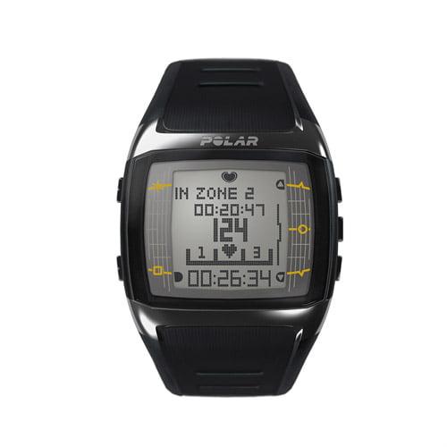 Polar FT60F Unisex Fitness Watch Black Silicone 90051009