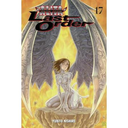 Battle Angel Alita 17: Last Order by