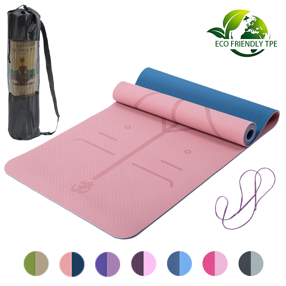 Details about  /Pilates Taraining Support Mat Yoga Mat Flat Support Kneepad Gym Exercise Pad SH