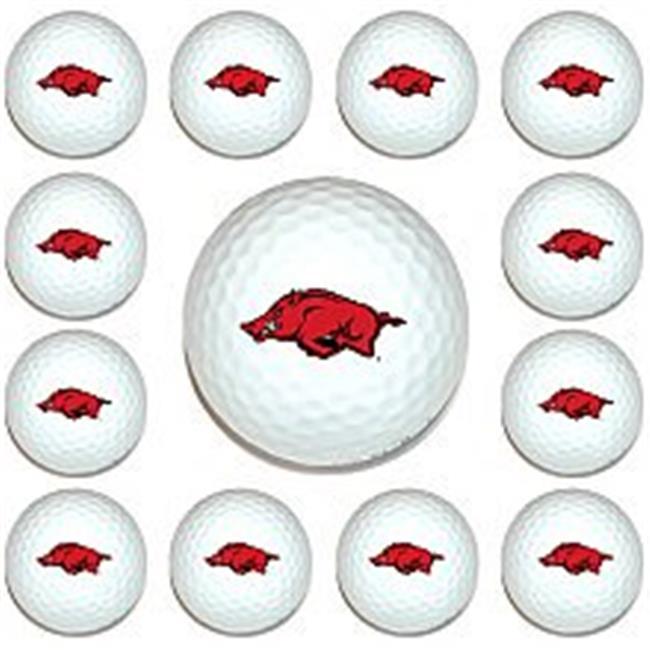 Arkansas Razorbacks Dozen Ball Pack