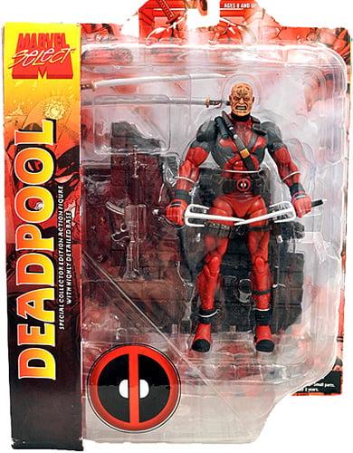 MARVEL SELECT DEADPOOL Action Figure Figurine