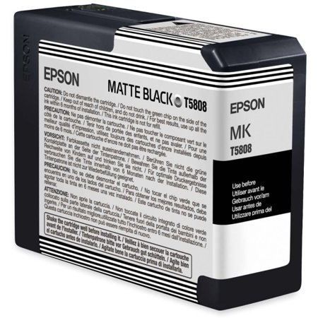 EPSON Matte Black UltraChrome (Ultrachrome Matte)