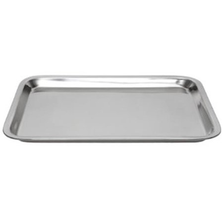 Stainless Steel Baking Sheet - Lindys  Stainless Steel Heavy Baking Sheet 12.25 in. x 16.75 in.