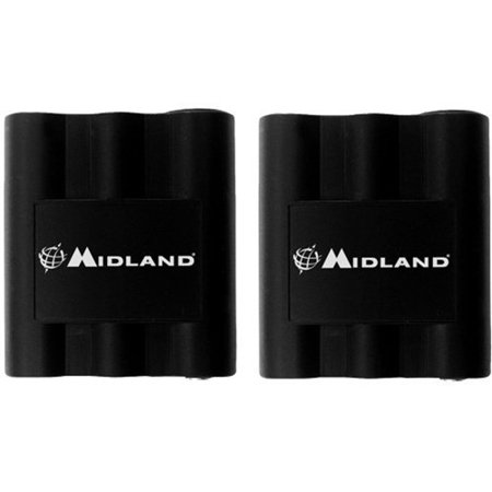 Midland BATT5R Nickel Metal Hydride Radio Battery - Nickel-Metal Hydride (NiMH)