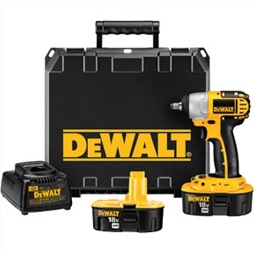 18V XRP Cordless 3/8 in. Impact Wrench Kit DeWalt DC823KA DWT