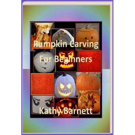 Pumpkin Carving For Beginners - eBook - Captain America Pumpkin Carving
