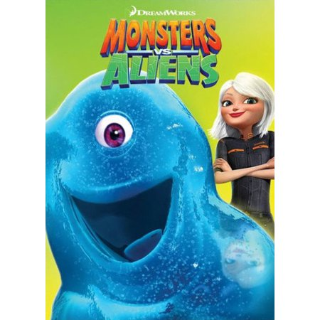 Bob Monsters Vs Aliens (Monsters Vs. Aliens (DVD))