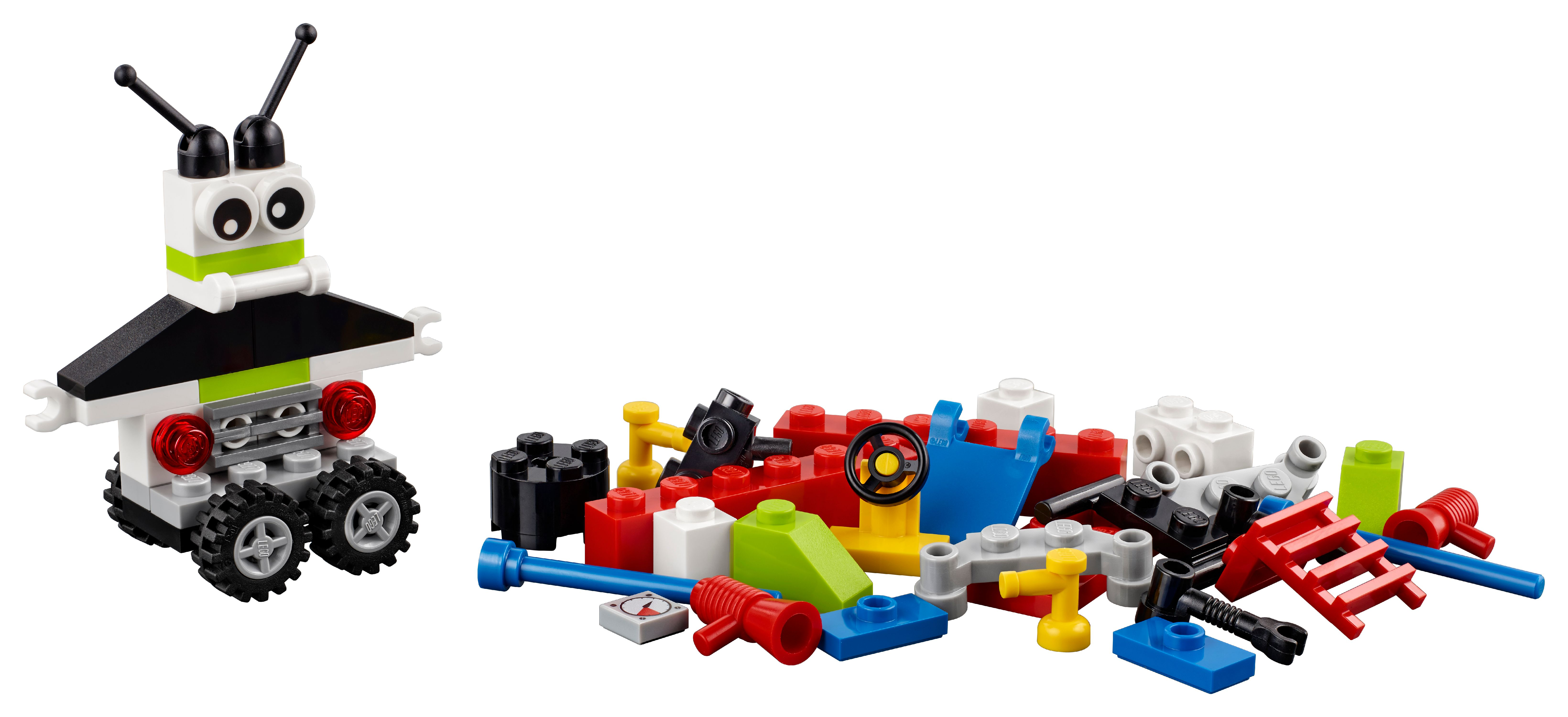 Lego Creator Robotvehicle Free Builds Make It Yours 30499
