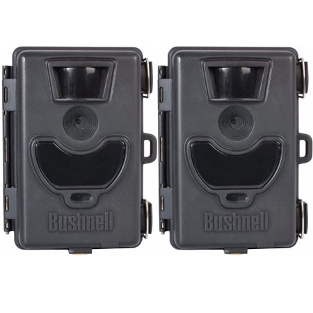 Bushnell 6Mp Wi Fi Surveillance Camera   Trail Camera  119519   2 Pack