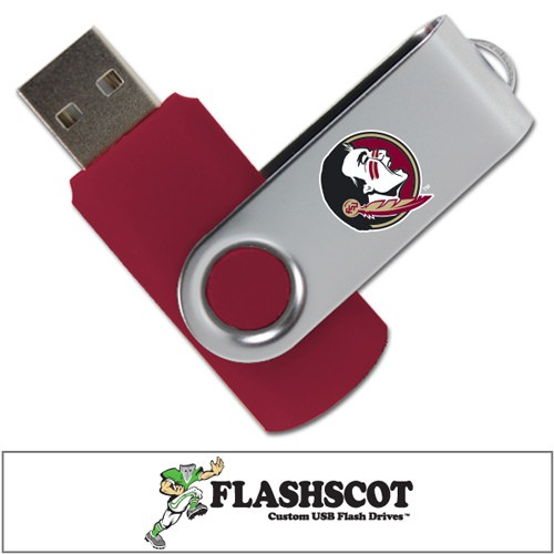 Florida State Seminoles Revolution USB Drive - 8GB