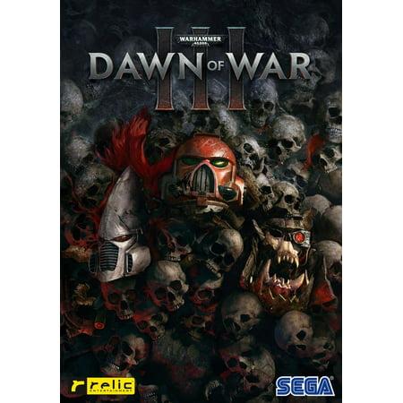 Warhammer 40,000 : Dawn of War III, Sega, PC, [Digital Download],