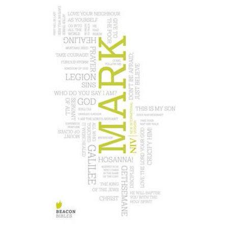 Gospel of Mark : New International Version. (Goebel Mark)