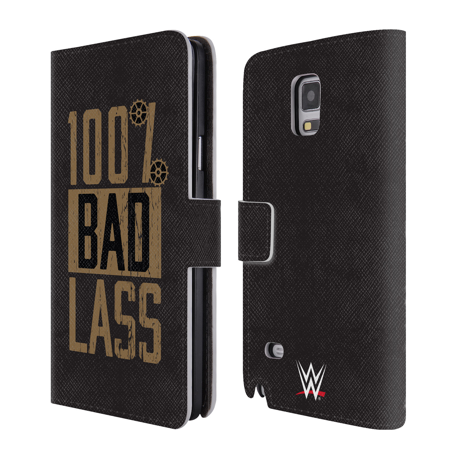 OFFICIAL WWE BECKY LYNCH LEATHER BOOK WALLET CASE COVER FOR SAMSUNG PHONES 1
