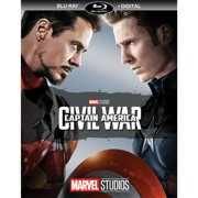 Captain America: Civil War (Blu-ray + Digital) by