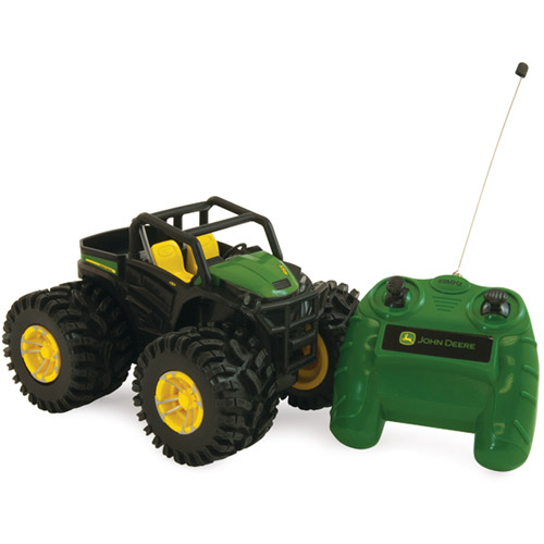 John Deere Radio-Controlled Monster Treads RSX Gator by TOMY