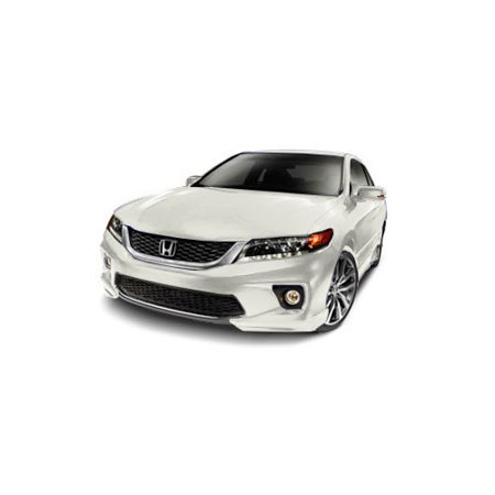 Honda 08F01-T3L-130 Front Under Body Spoiler Honda Accord Coupe White Orchid Pearl