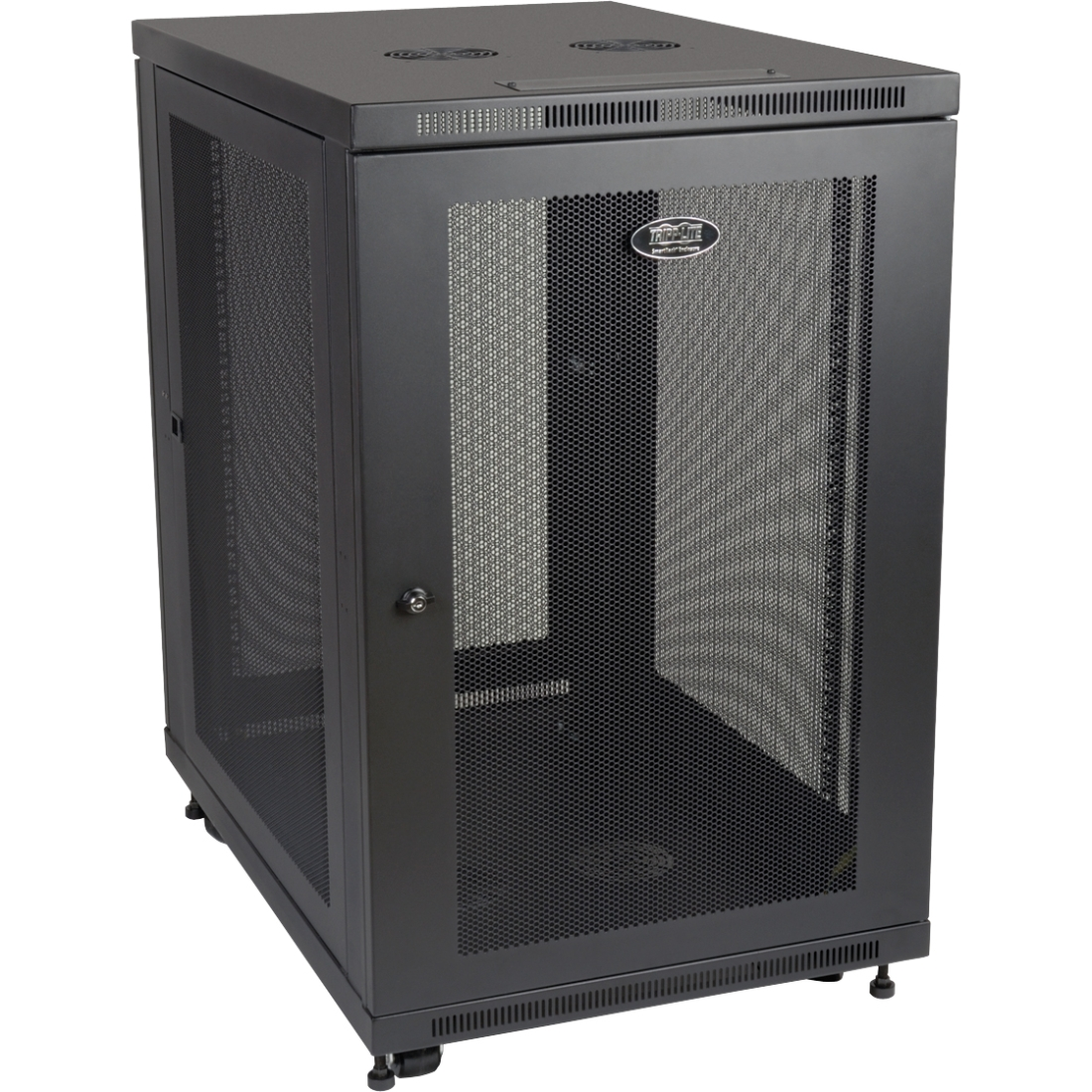 Tripp Lite SR18UB 18U Rack Enclosure Cabinet 33In Deep
