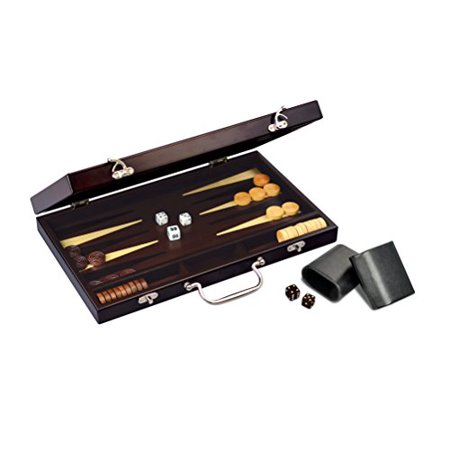 Craftsman Collection Deluxe Backgammon