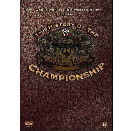 The History of the WWE Championship (John Cena And Undertaker Vs Kane And Nexus)