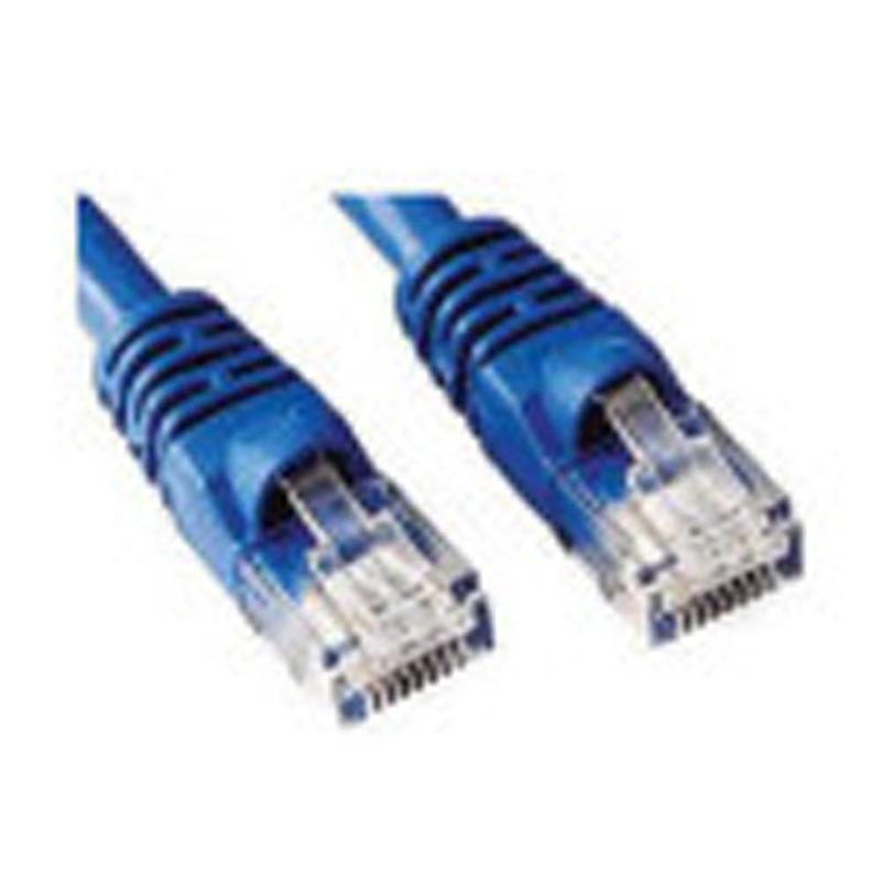 10 Ft Foot Blue Network Cat6 Patch Ethernet Utp Lan Rj45
