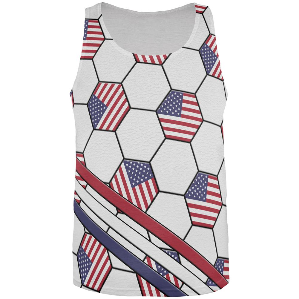 Old Glory May The Fourth Be with You All Over Mens Tank Top