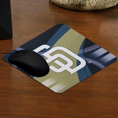 San Diego Padres Sublimated Mousepad - No Size