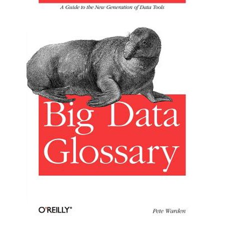 Big Data Glossary : A Guide to the New Generation of Data Tools ()