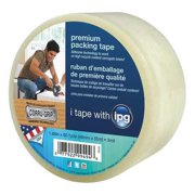 INTERTAPE 1100 Prem Packaging Tape,3mil 48mmx55m,PK16