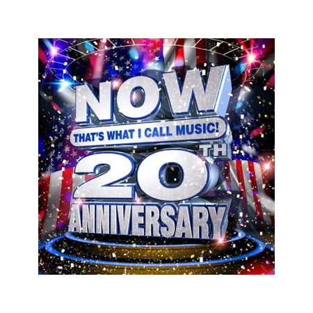 Now That's What I Call Music 20th Anniversary Ballet Class Music Cd