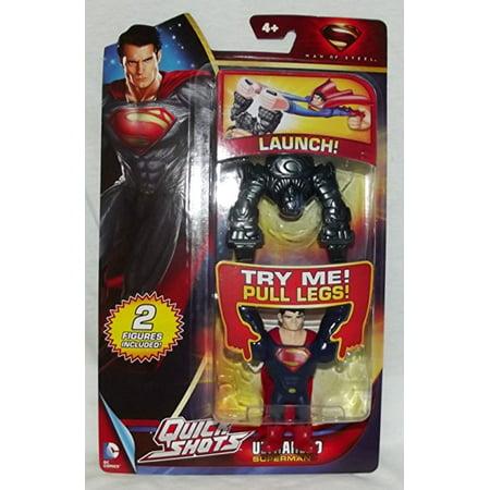Superman Man of Steel Quick Shots: Ultra Armor