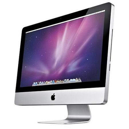 Apple Imac Mc812ll A Intel Core I5 2500S X4 2 7Ghz 4Gb 1Tb Dvd   Rw 21 5   Silver  Refurbished
