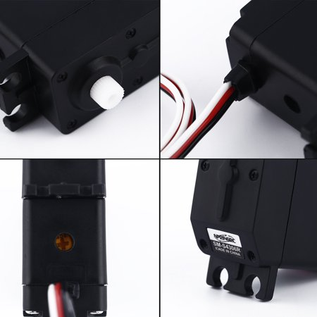 SM-S4303/6/9R Large Continuous Rotation 360 Degree Plastic Servo for Robot hotsales ()