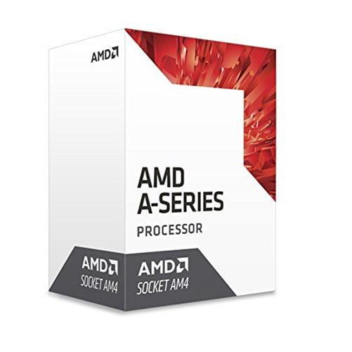 AMD A10-9700E Quad-core 3GHz Socket AM4 Processor AD9700AHABBOX