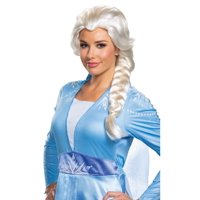 Frozen 2 Elsa Wig for Adults - Size One Size