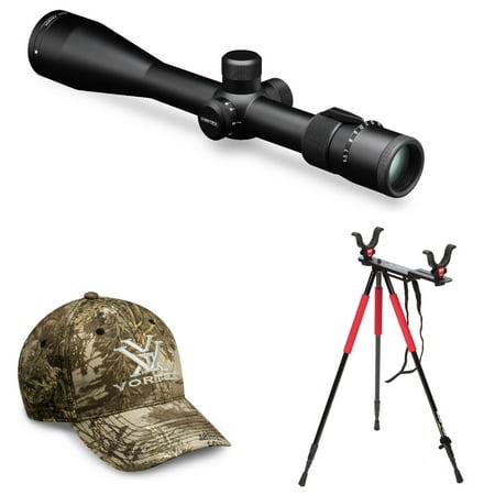 Vortex Viper 6.5-20x50 PA Riflescope (Dead-Hold MOA Reticle) with Tripod