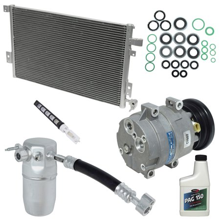 New A/C Compressor and Component Kit 1051132 - Camaro Firebird