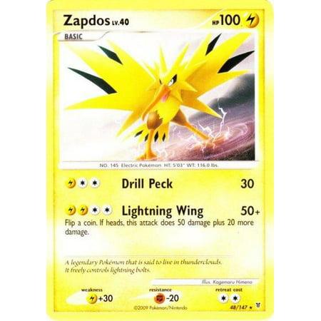 Pokemon Supreme Victors Zapdos #48 - Zapdos Price