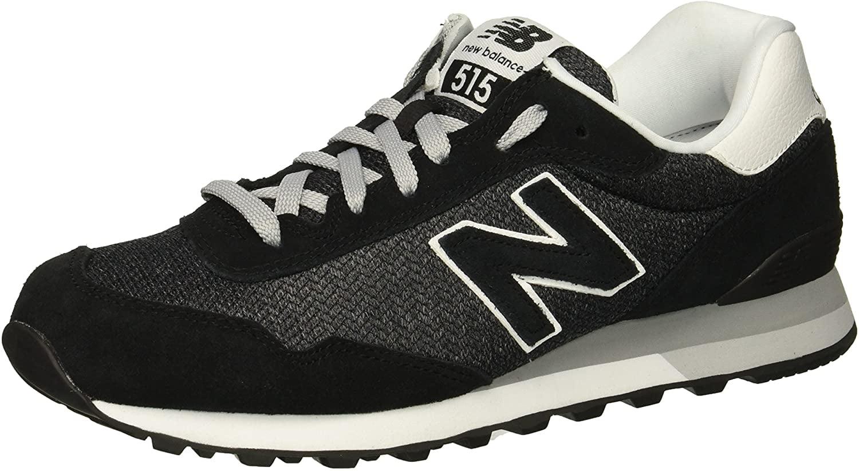 New Balance Men's 515v1 Sneaker, Black