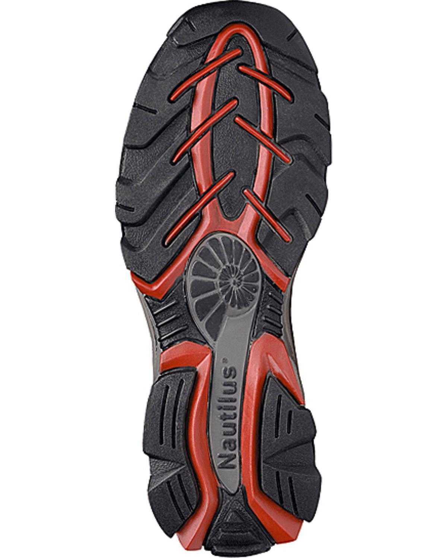 Nautilus Men's 1600 ESD No Exposed Metal Safety Toe Slip On