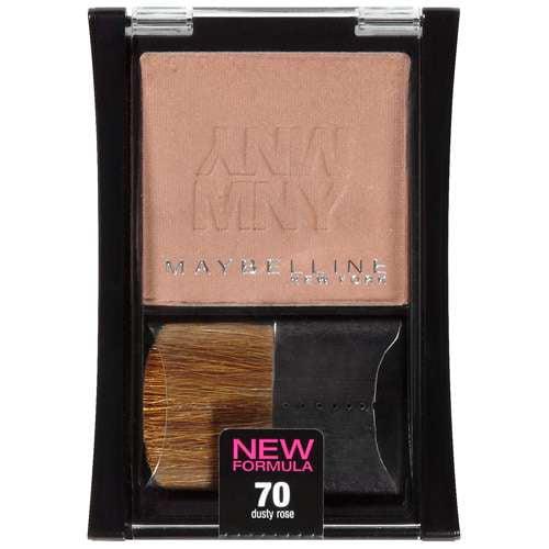 Maybelline New York: Blush Dusty Rose 70 Expert Wear, .16 Oz