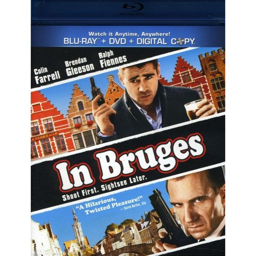 In Bruges (Blu-ray   DVD) (Widescreen)