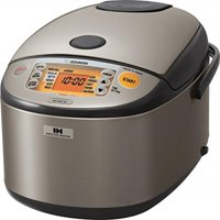 Zojirushi Np hcc18xh Induction Heating System Rice Cooker And Warmer 18 L Stainless Dark Gray