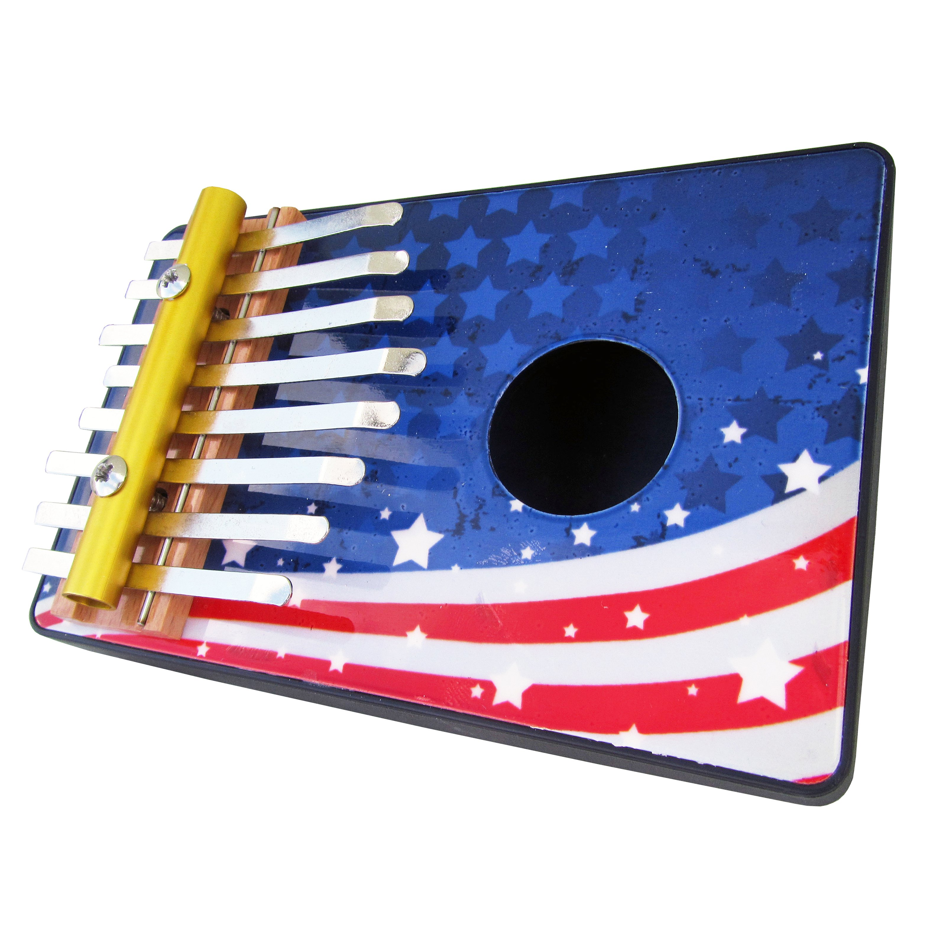 Schoenhut 8 Note Flag Thumb Piano