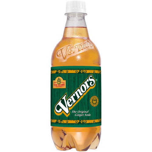 Vernors Ginger Soda, 20 fl oz